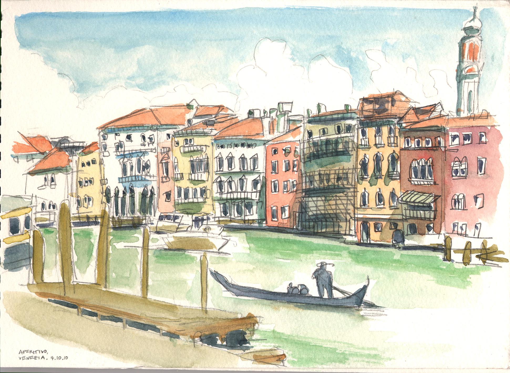 Aperitivo a Venezia, 2010